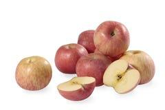 Rosafarbene Äpfel Lizenzfreie Stockfotografie