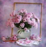 Rosafarbene Abbildung Stockfotografie