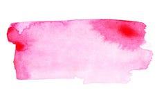 Rosafarbene Anschläge Lizenzfreies Stockfoto