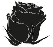 Rosafarbene Blume der Tätowierung Lizenzfreies Stockfoto