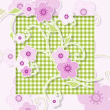Rosafarbene Blumen Stockbilder