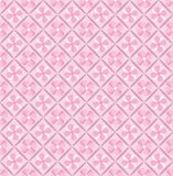 Rosafarbene Blumen-Tapete Stockfotos
