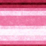 Rosafarbene grunge Streifen Lizenzfreies Stockbild