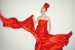 Rosafarbene Hexe des Rotes Stockfoto