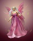 Rosafarbene Magie Lizenzfreies Stockfoto
