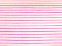 Rosafarbene purpurrote Streifen Stockbild