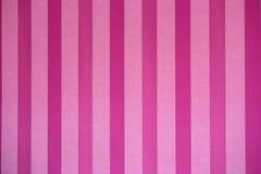 Rosafarbene Tapete stockbild