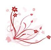 Rosafarbene Verzierung Stockfotos