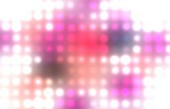 Rosafarbener abstrakter Hintergrund Stockfoto