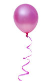 Rosafarbener Ballon Stockfotos