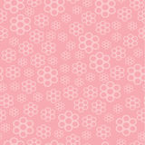 Rosafarbener Blumenhintergrund lizenzfreie abbildung