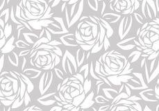 Rosafarbener Blumenhintergrund der nahtlosen Zusammenfassung lizenzfreies stockbild