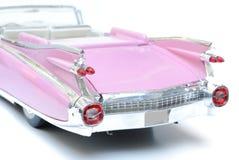 Rosafarbener Cadillac Lizenzfreies Stockbild