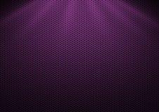Rosafarbener galvanischer Metallüberzug Stockfoto
