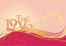 Rosafarbener Hintergrund Stockbilder