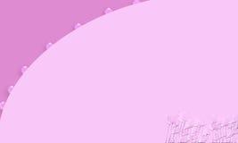 Rosafarbener Hintergrund Stockbild