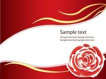 Rosafarbener Hintergrund des Rotes stock abbildung