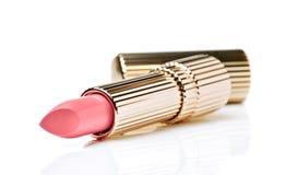Rosafarbener Lippenstift Lizenzfreies Stockfoto