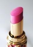 Rosafarbener Luxuxlippenstift Lizenzfreies Stockbild