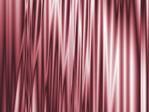Rosafarbener Satin Lizenzfreies Stockfoto