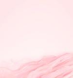 Rosafarbener Satinhintergrund Lizenzfreie Stockbilder