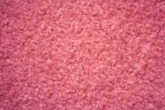 Rosafarbener Teppich-Hintergrund Lizenzfreies Stockbild