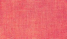 Rosafarbener Textilhintergrund Lizenzfreies Stockfoto
