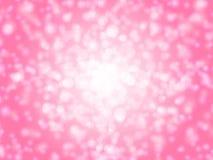 Rosafarbener vektorhintergrund Lizenzfreies Stockbild