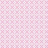 Rosafarbenes abstraktes nahtloses Muster Lizenzfreie Stockbilder