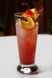 Rosafarbenes Cocktail Stockfotos