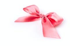 Rosafarbenes Farbband Lizenzfreies Stockbild