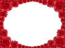 Rosafarbenes Feld des Rotes Lizenzfreies Stockbild