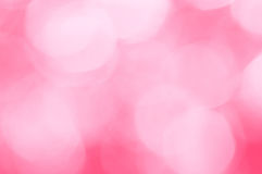Rosafarbenes Funkeln Stockfoto