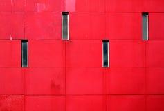 Rosafarbenes Gebäude Lizenzfreie Stockbilder