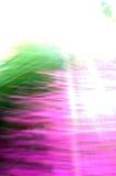 Rosafarbenes grünes abstraktes Unschärfe Stockfoto