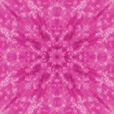 Rosafarbenes Hintergrund-Schreibtisch-Muster Lizenzfreie Stockbilder