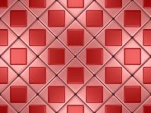 Rosafarbenes Mosaik Stockfoto