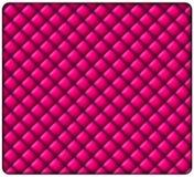 Rosafarbenes Muster des echten Leders Stockbilder