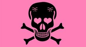 Rosafarbenes Punk-JR. Lizenzfreie Stockfotos