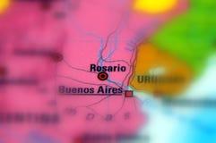 Rosaio Santa Fe, Argentina - Sydamerika Royaltyfria Foton