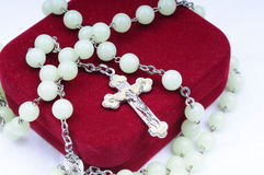 Rosaire photographie stock libre de droits