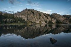 Rosalie jezioro, Kalifornia Zdjęcie Royalty Free
