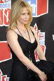 Rosanna Arquette on the red carpet. Stock Images