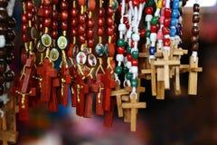 Rosari a Dia de los Muertos Fotografie Stock