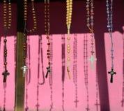rosaries Lizenzfreies Stockfoto