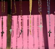 Rosaries Royalty Free Stock Photo