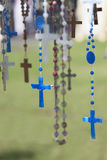 Rosaries Stock Photo