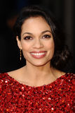 Rosario Dawson. Arriving for the 'Tance' UK Premiere, Odeon Leicester Square, London.  19/03/2013 Picture by: Steve Vas / Featureflash Royalty Free Stock Photography