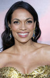 Rosario Dawson. At the Los Angeles premiere of `Unforgettable` held at the TCL Chinese Theatre in Hollywood, USA on April 18, 2017 Stock Images