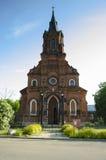 Rosario del santo de la iglesia en Vladimir Imágenes de archivo libres de regalías